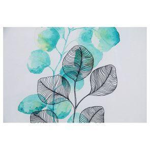 Tableau à motif floral à l'aquarelle - Visuel n°9