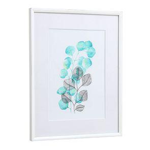 Tableau à motif floral à l'aquarelle - Visuel n°3