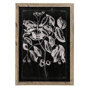 Tableau décoratif motif floral