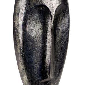 Masque en métal sur pied - Visuel n°3