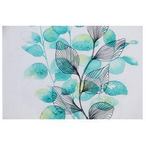 Tableau avec illustration végétale à l'aquarelle - Visuel n°6