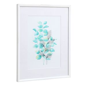 Tableau avec illustration végétale à l'aquarelle - Visuel n°3