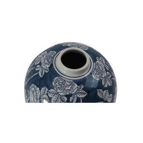 Pot en porcelaine motifs végétaux - Visuel n°7