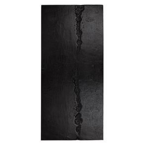 Panneau métal graphite