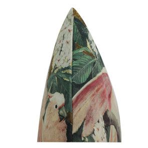 Housse de coussin à motif perroquets 45x45 - Visuel n°6