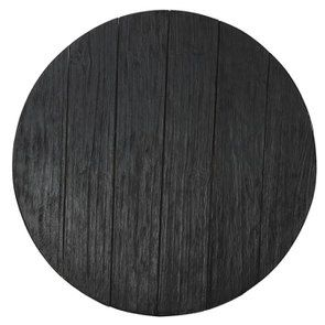 Table basse en rotin - Visuel n°8