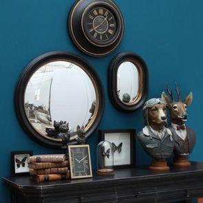 Miroir sorcière rond