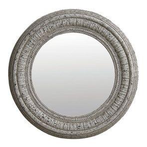 Miroir effet pierre et béton
