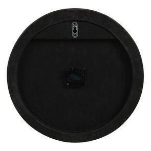 Horloge ronde piquetée - Visuel n°3