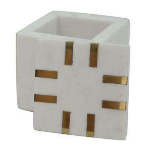 Boîte carrée en marbre - Visuel n°5