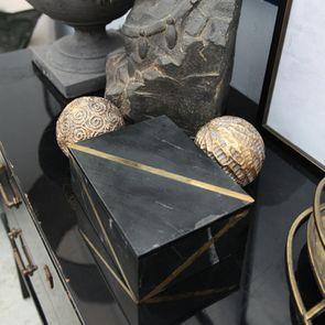 Boîte rectangulaire en marbre - Visuel n°3
