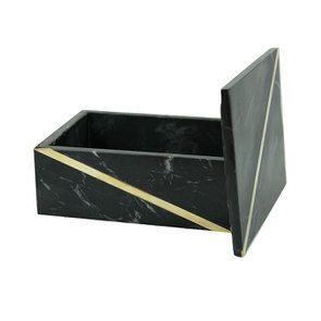 Boîte rectangulaire en marbre - Visuel n°7