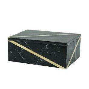 Boîte rectangulaire en marbre - Visuel n°8