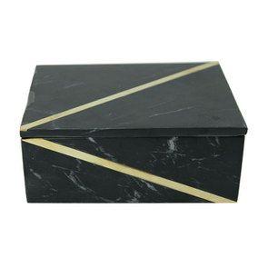 Boîte rectangulaire en marbre - Visuel n°10