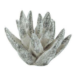 Fleur en céramique aspect ciment - Visuel n°4