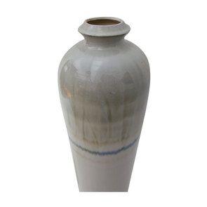 Grand vase décoratif en céramique à poser au sol - Visuel n°3