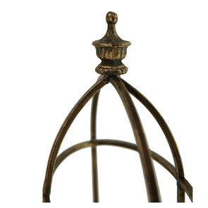 Lanterne laitonnée H46cm