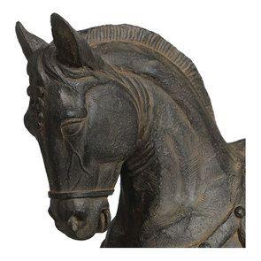 Statue cheval - Visuel n°13