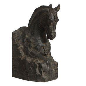 Statue cheval - Visuel n°9