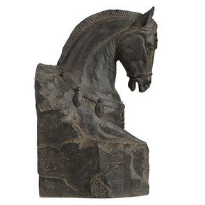 Statue cheval - Visuel n°10