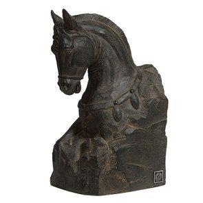 Statue cheval - Visuel n°12
