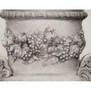 Tableau gravure Medicis 60X43 - Visuel n°8