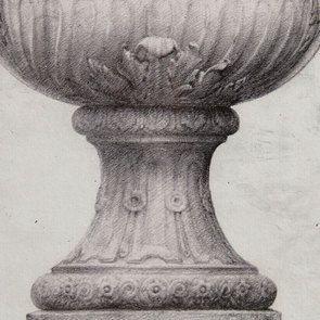 Tableau gravure Medicis 60X43 - Visuel n°9
