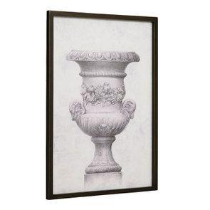 Tableau gravure Medicis 60X43 - Visuel n°5