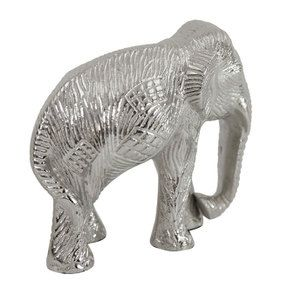 Éléphant chromé - Visuel n°5