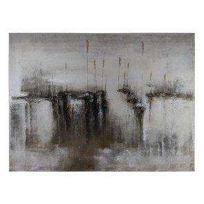 Tableau abstrait contemporain 120x90
