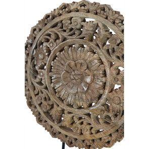 Rosace en bois sculpté - Visuel n°8