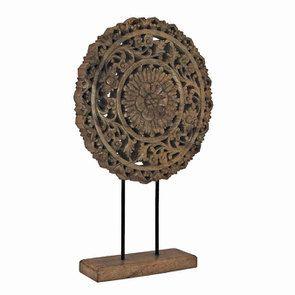 Rosace en bois sculpté - Visuel n°3