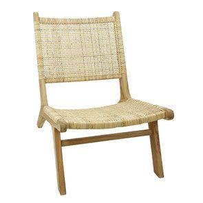 Chaise longue en teck - Ceylan - Visuel n°3