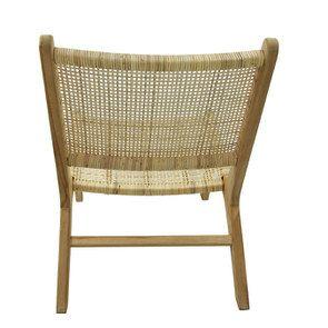Chaise longue en teck - Ceylan - Visuel n°5