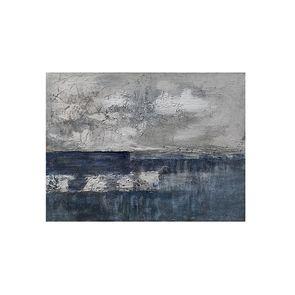 Toile paysage abstrait