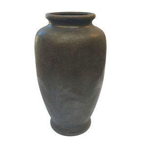 Vase décoratif marron 42 cm