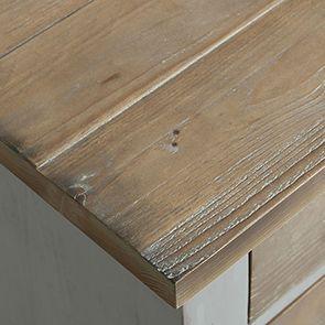 Commode de mercerie 9 tiroirs en épicéa massif - Provence - Visuel n°9
