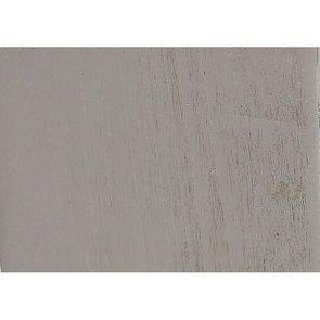 Chaise médaillon grise en épicéa massif et tissu - Provence - Visuel n°3