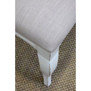 Chaise en tissu et hévéa - Provence - Visuel n°5