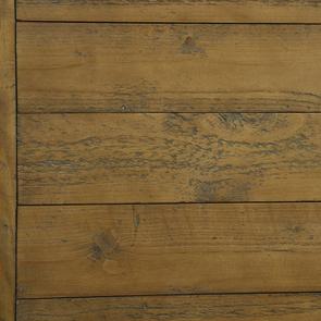 Lit pour literie 180x200 cm en épicéa blanc vieilli - Provence - Visuel n°9