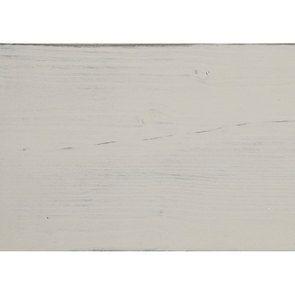 Lit pour literie 180x200 cm en épicéa blanc vieilli - Provence - Visuel n°10