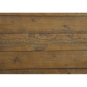 Lit pour literie 180x200 cm en épicéa blanc vieilli - Provence - Visuel n°11