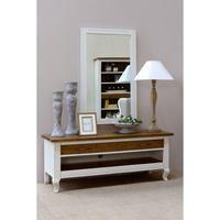 Miroir rectangulaire gris - Provence - Visuel n°2