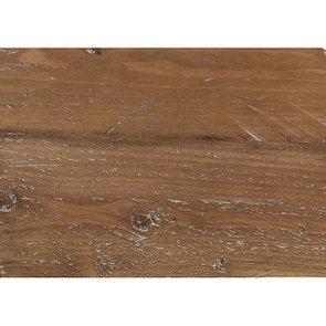 Bout de canapé gris en épicéa massif - Provence - Visuel n°5