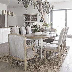 Table ronde extensible en épicéa massif 4 à 8 personnes - Provence - Visuel n°2