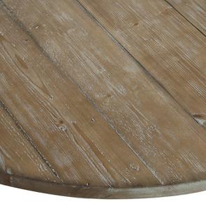 Table ronde extensible en épicéa massif 8 personnes - Provence - Visuel n°11