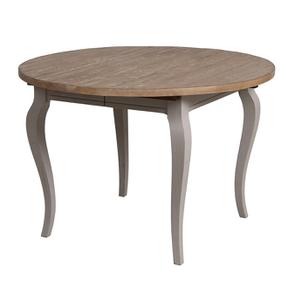 Table ronde extensible en épicéa massif 8 personnes - Provence - Visuel n°7