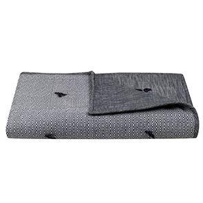 Boutis réversible en coton 130x180 cm