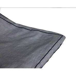 Boutis bleu réversible en coton 130x180 cm - Visuel n°5