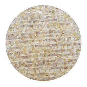 Tableau mosaïque de nacre